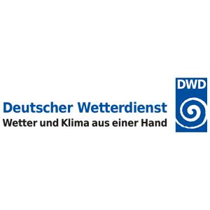 DWD Deutscher Wetterdienst Kundenlogo