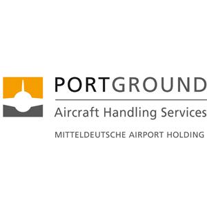 PortGround Logo