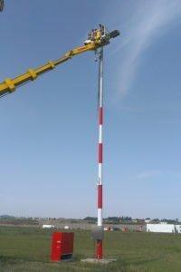 Elektromontagen-Leipzig-GmbH-Flughafeninfrastruktur-Flughafen-Kassel-Calden-Vorfeldbeleuchtung-1-200x300