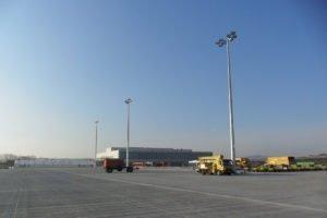 Elektromontagen-Leipzig-GmbH-Flughafeninfrastruktur-Flughafen-Kassel-Calden-Vorfeldbeleuchtung-2-300x200