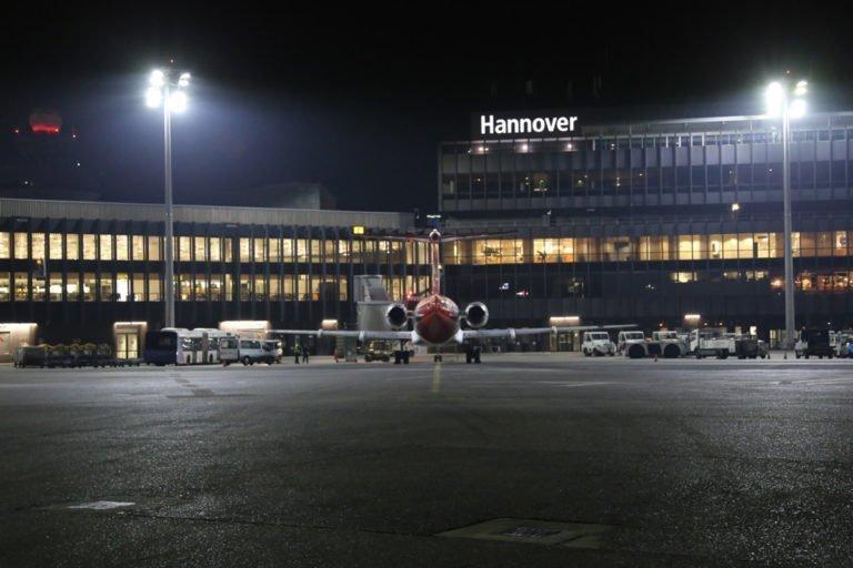 Flughafen-Hannover-HAJ-Vorfeldbeleuchtung-Terminal-A-B-4
