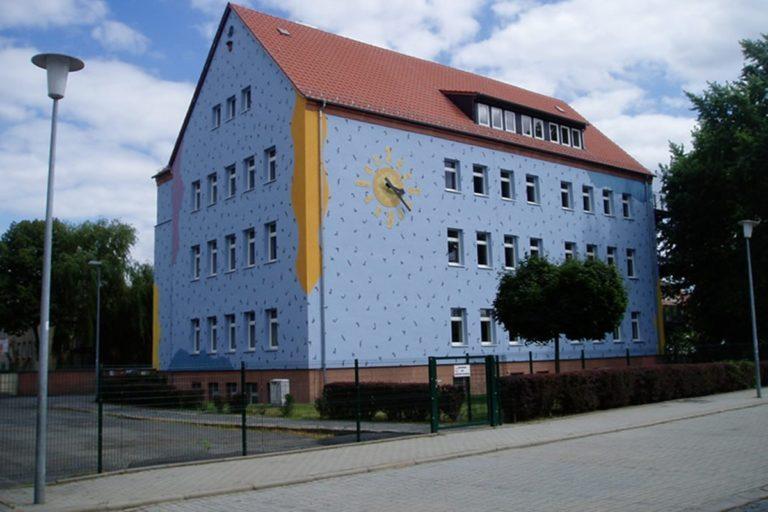 Öffentliche Einrichtungen_Grundschule Zwenkau - Brandmeldeanlage